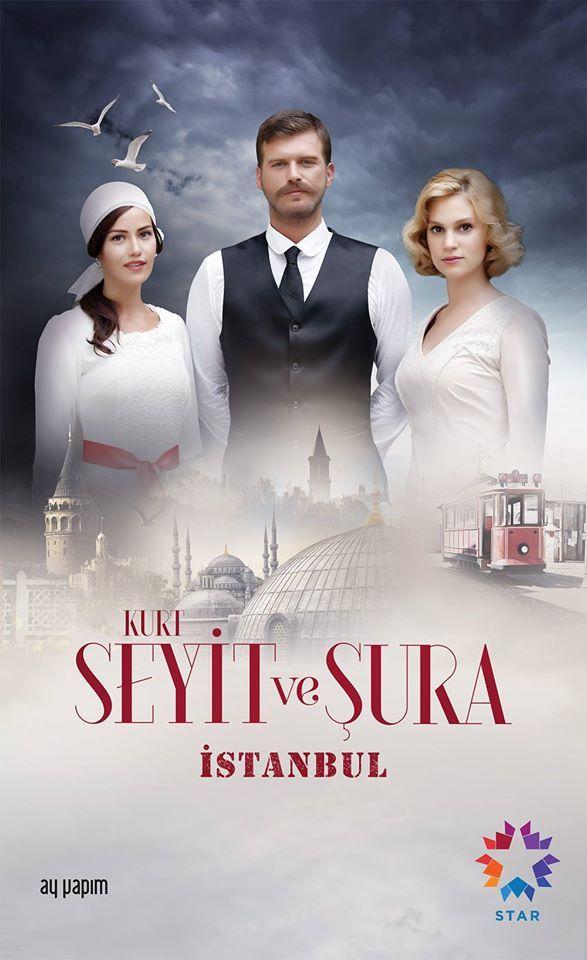 Kivanc Tatlitug Fahriye Evcen And Farah Zeynep Abdullah In Kurt Seyit Ve Sura 2014 Kurt Seyit And Sura Turkish Film Turkish Actors