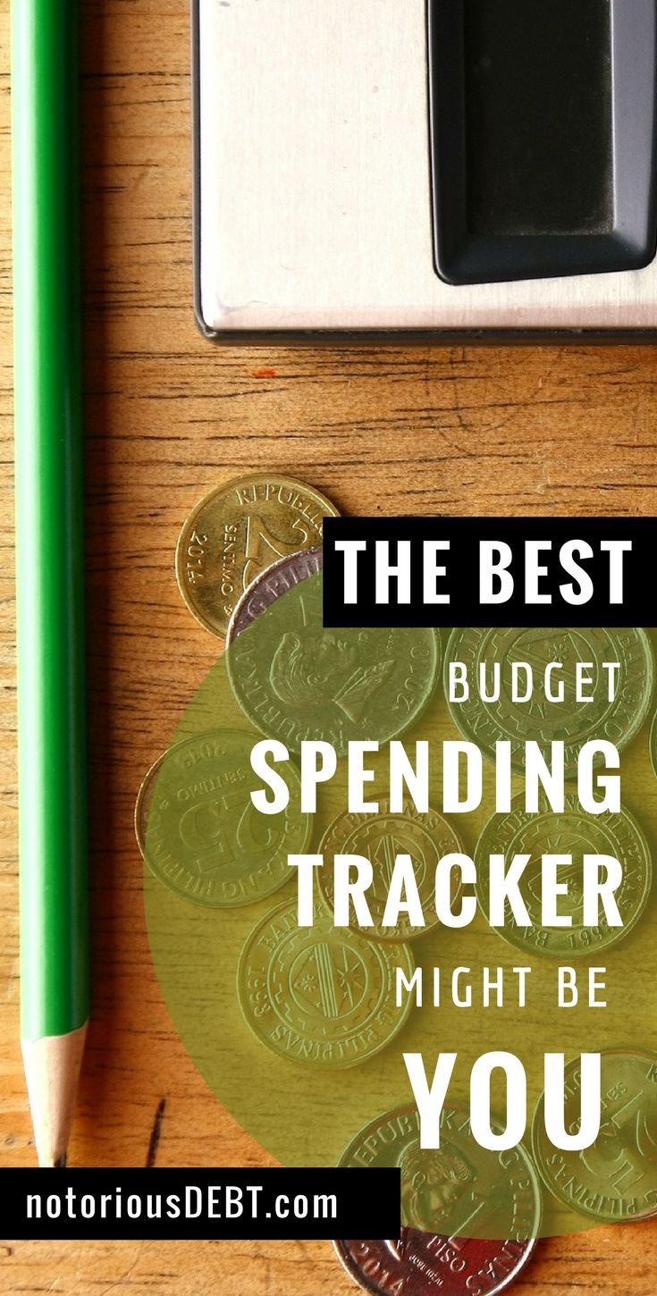 The best spending tracker is reading this right now