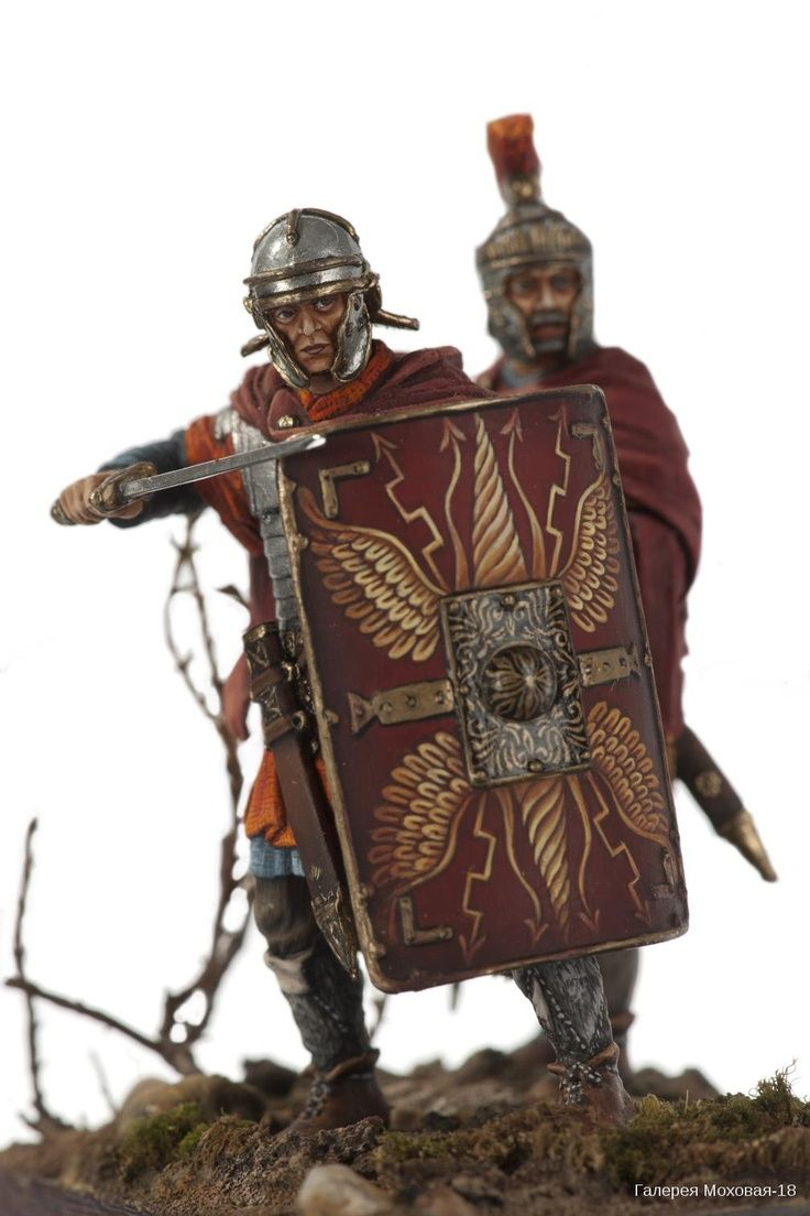 roman empire legion pick up figures like these from www