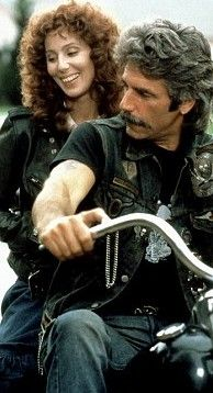 Cher & Sam Elliott in ''Mask'' This movie made me want to ...