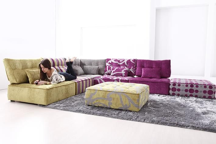 Yes Please This Sofa For Me Sofá Modular Living Room Funky