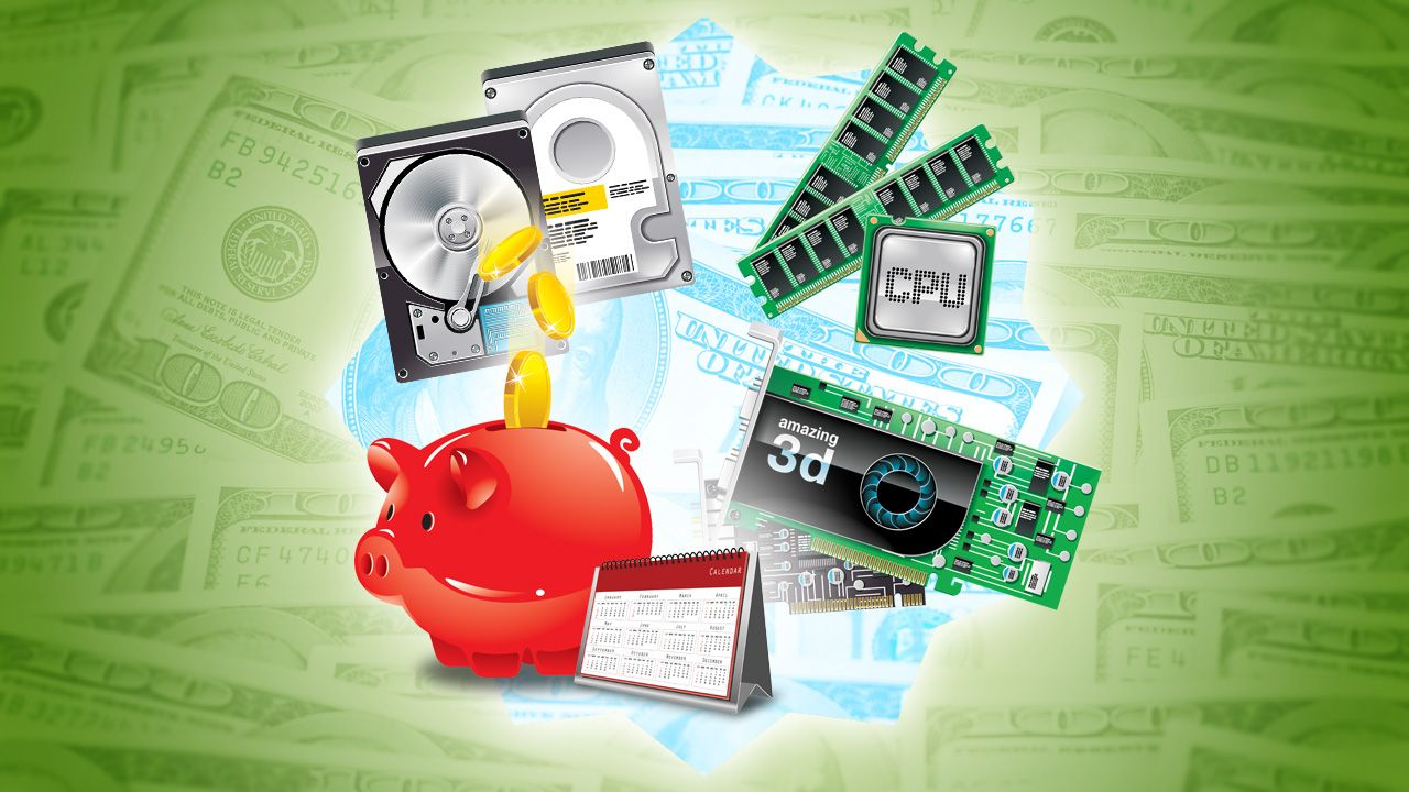 How To Save Money When You Build Your Own Pc New A Computer Building The Easy Step By
