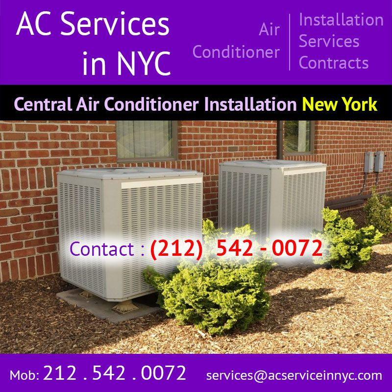 Air conditioning service installation service repair