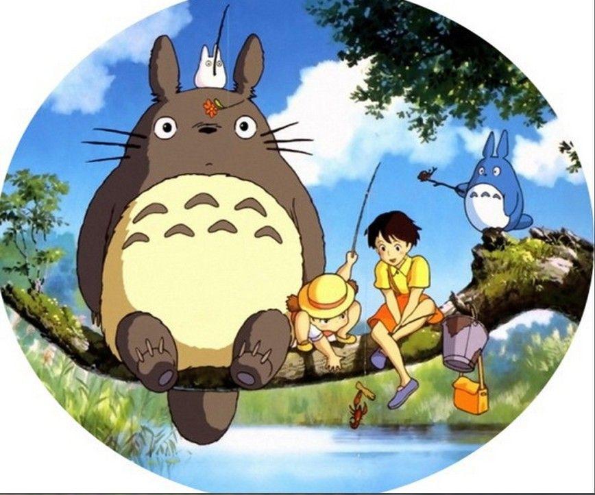 totoro - Buscar con Google   Studio Ghibli   Pinterest   Studio ...