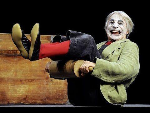 Clown Dimitri Le Porteur 1988 Youtube Es Der Clown Wie Durch Ein Wunder Clown