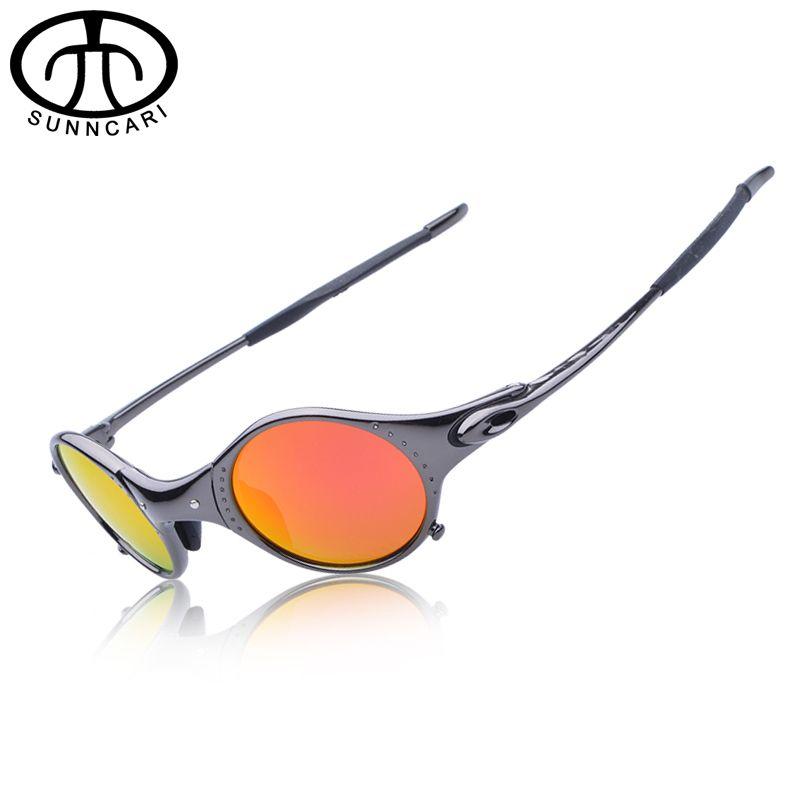SUNNCARI Men Women Polarized Sunglasses Road Protect Glasses Eye Goggles Male Sports Eyewear oculos de ciclismo gafas CP001-1