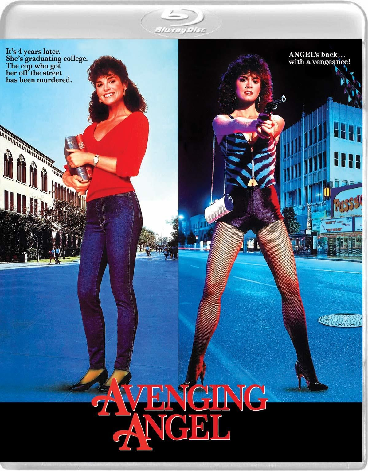 Avenging Angel Blu Ray Release Date March 31 2020 Blu Ray Blu Blu Ray Movies