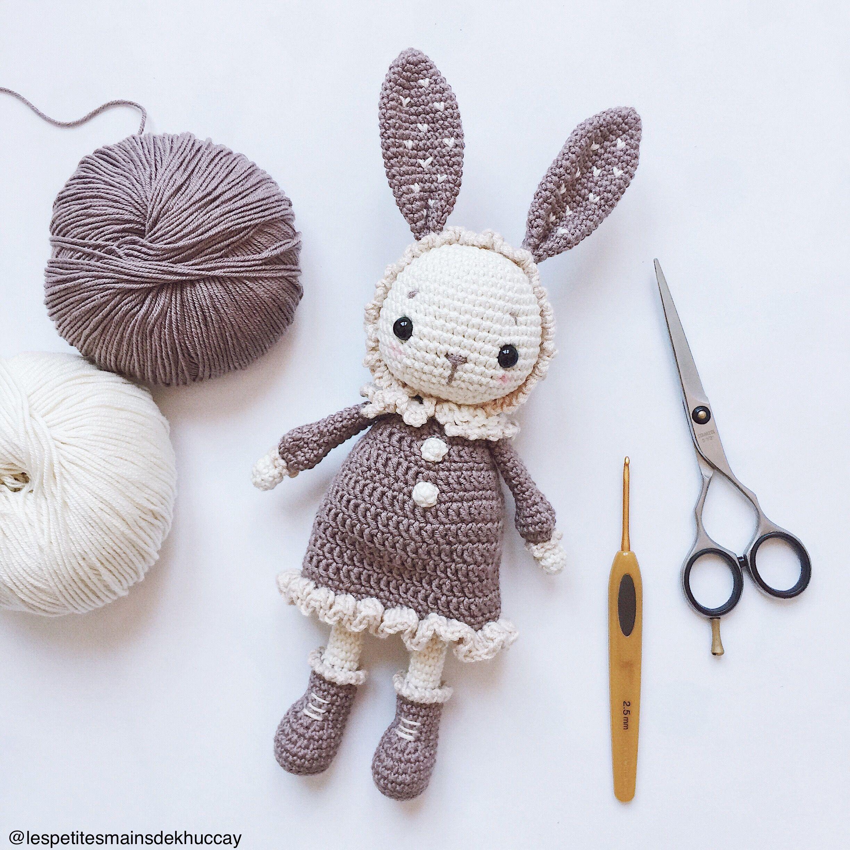 Tutoriel Lapin de printemps 🌸🐰 - Cat's Créa Crochet | Tutoriel ... | 2448x2448