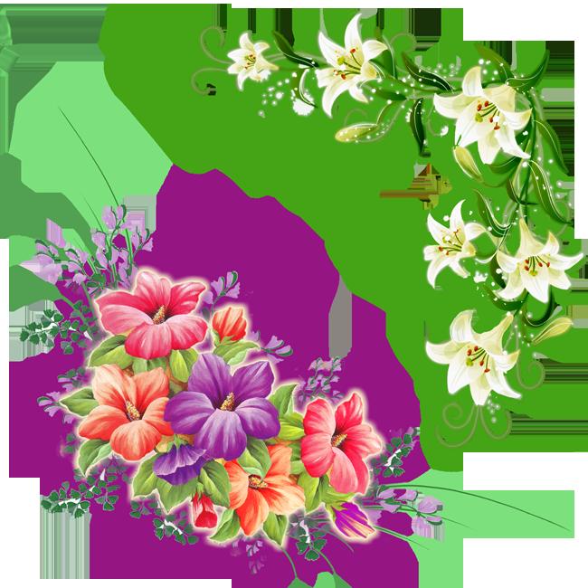 Изготовить наклейки для цветов