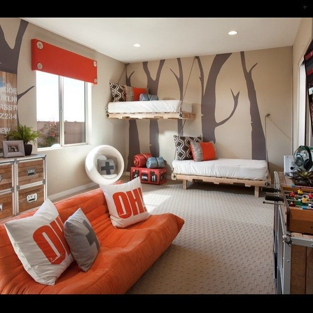Such a fun roomcredit to shea homes arizona home decor for kids and interior design ideas for children toddler room ideas for boys and girls