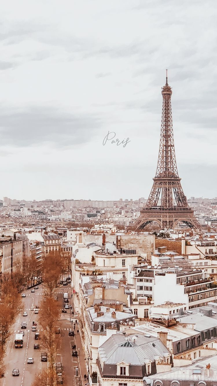 Pin by kels on travels Paris wallpaper, Pastel iphone