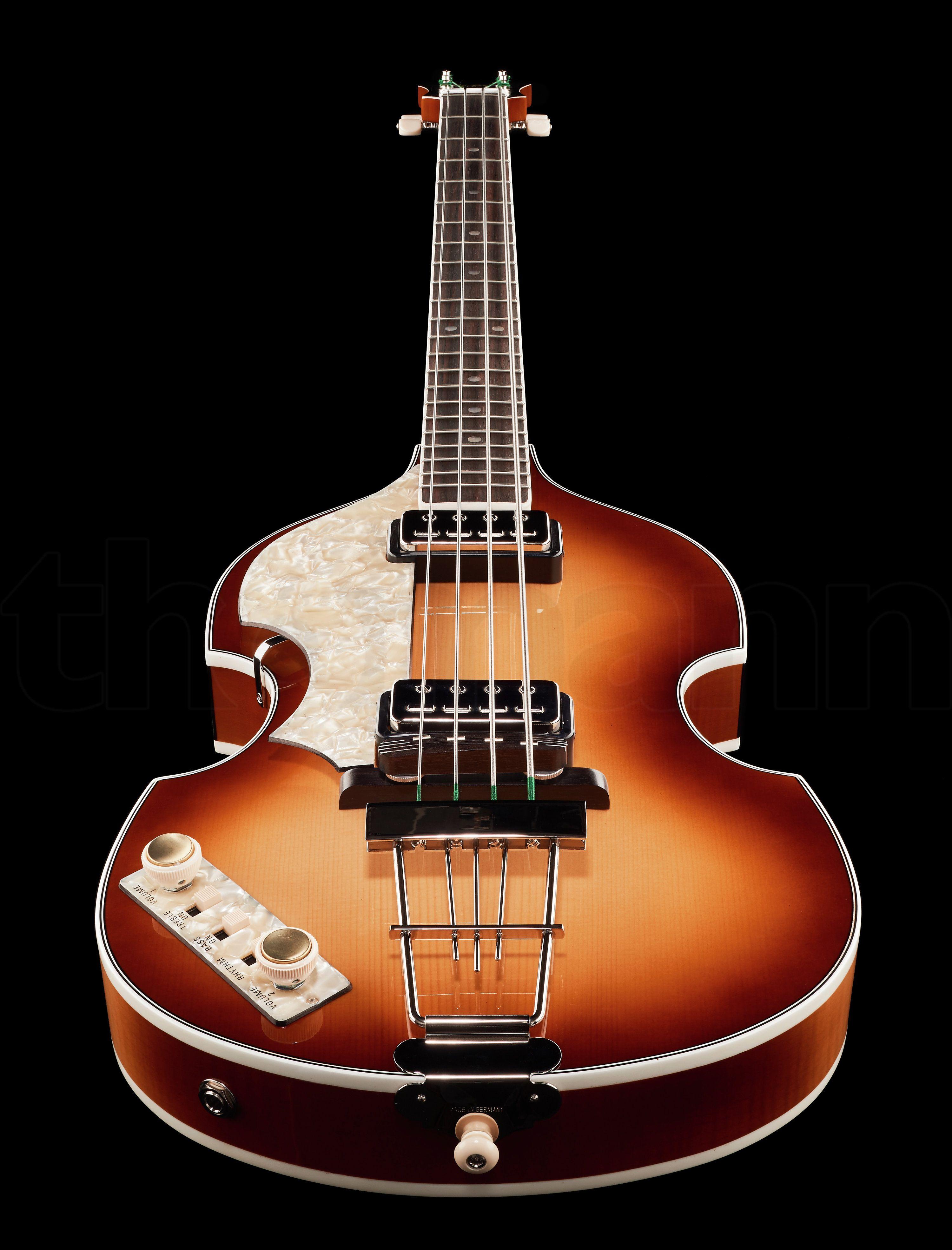 Höfner 500/1-64L-0 Violin Bass | Left-Handed Bass Guitars in
