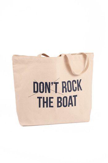 Rock the Boat Tote