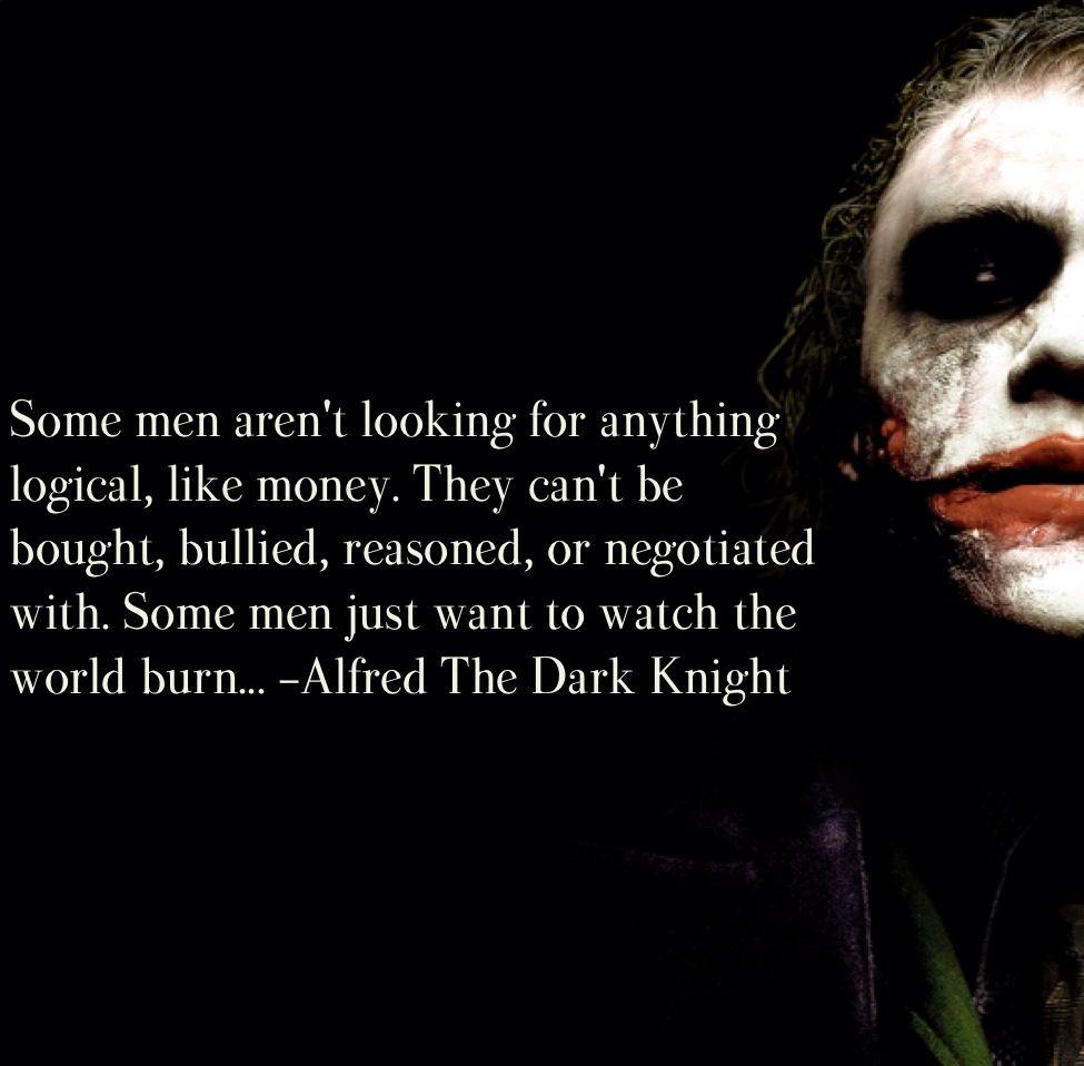 Batman QuotesJoker Batman quotes, Joker quotes