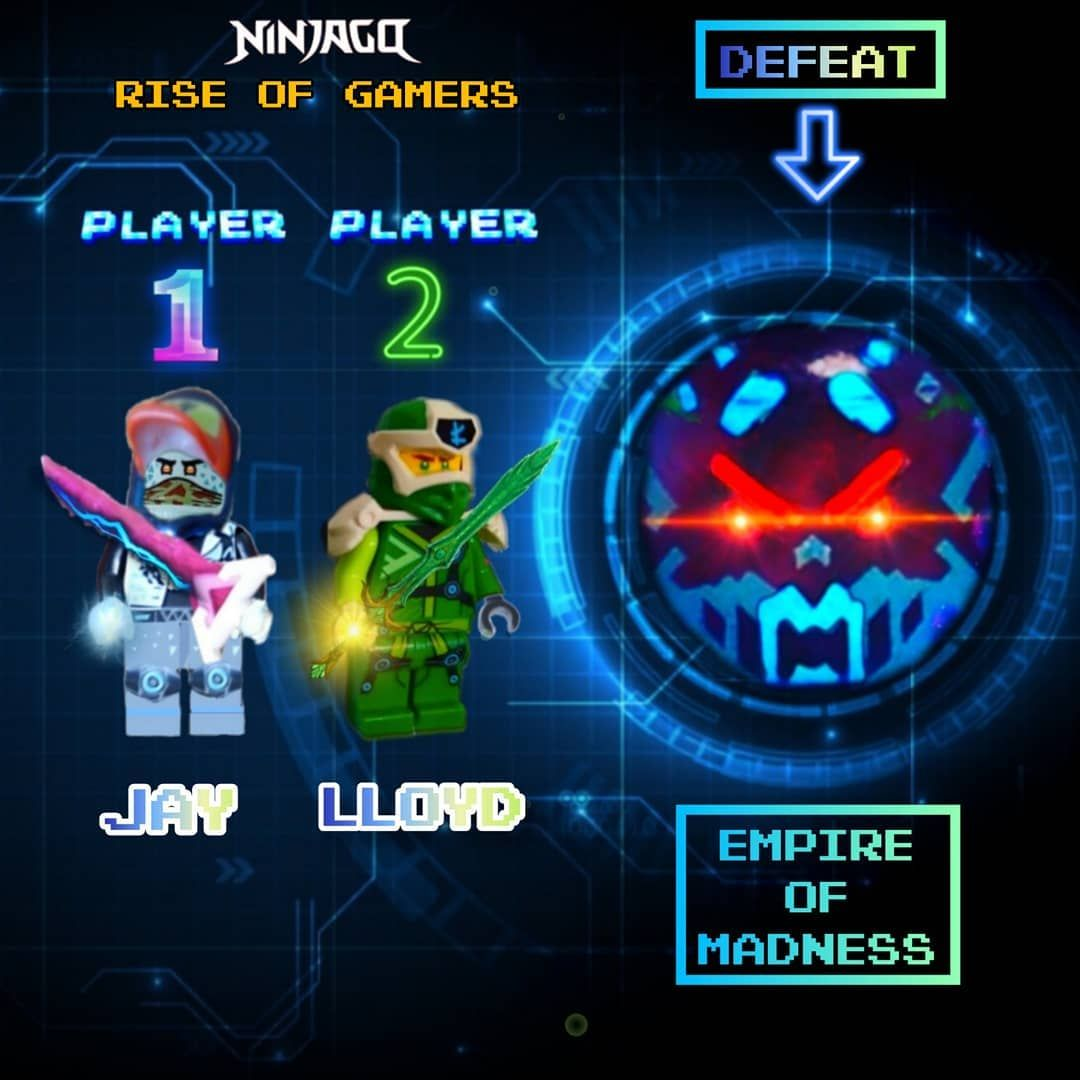 Ninjago Rise Of Gamers New Edit By Me Kai Fire Master Tv
