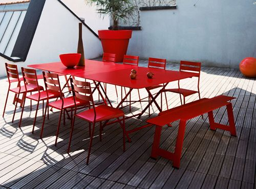 Image From Https Www Barbed Co Uk Resources Files Blog Origami Bench Jpg Folding Garden Table Garden Table Fermob