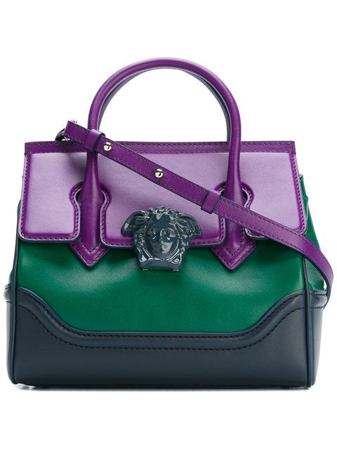 Versace Palazzo Empire Shoulder Bag - Farfetch  c7451c82895c9