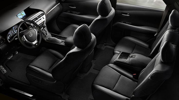 Lexus rx 350 towing capacity