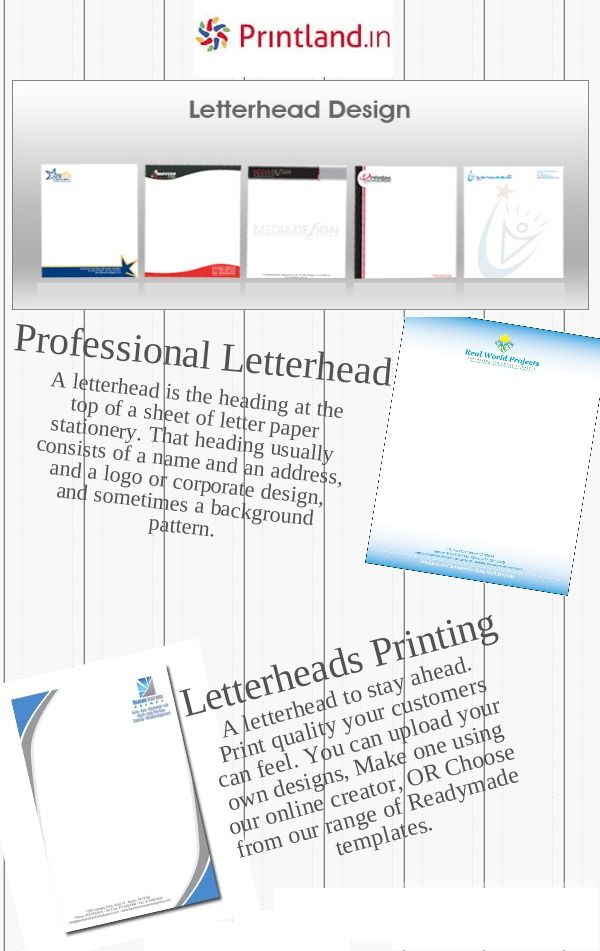 pin by jangir kumar338 on company letterhead samples letterhead
