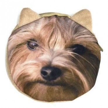 Dog Coin Purse - Yorkie
