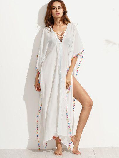 Robes de plage maroc