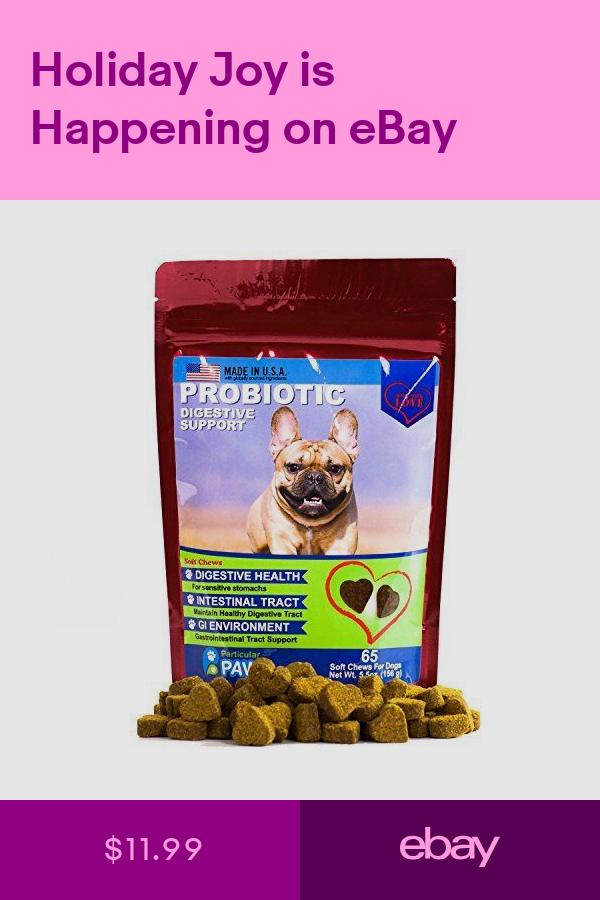 Particular Paws Vitamins Supplements Ebay Pet Supplies