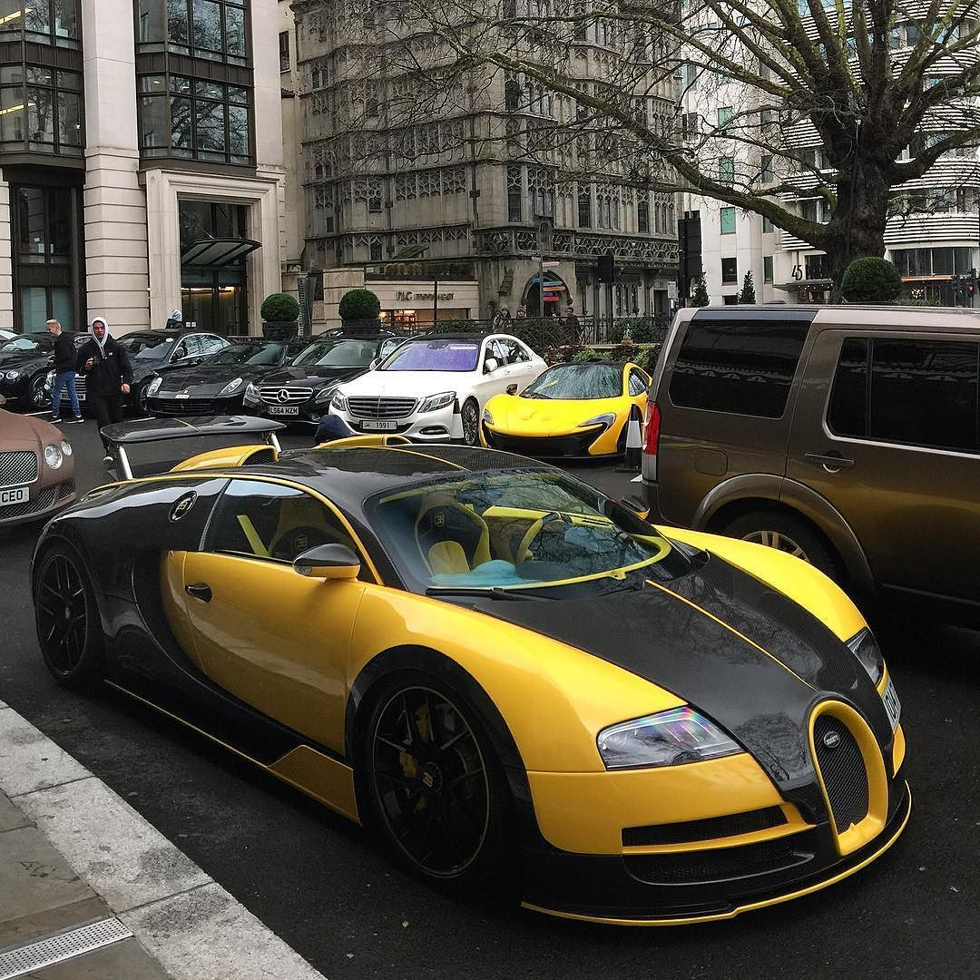 Bugatti Veyron Horsepower: Repost Via Instagram: Yellow. #Bugatti #Veyron #liveupload