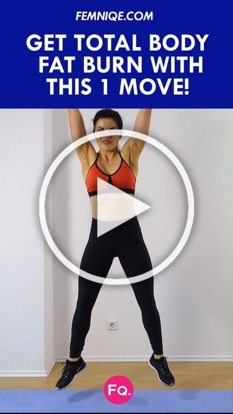 6 Minutes Total Body Workout At Home: If youre on your way home from work and you just dont feel li