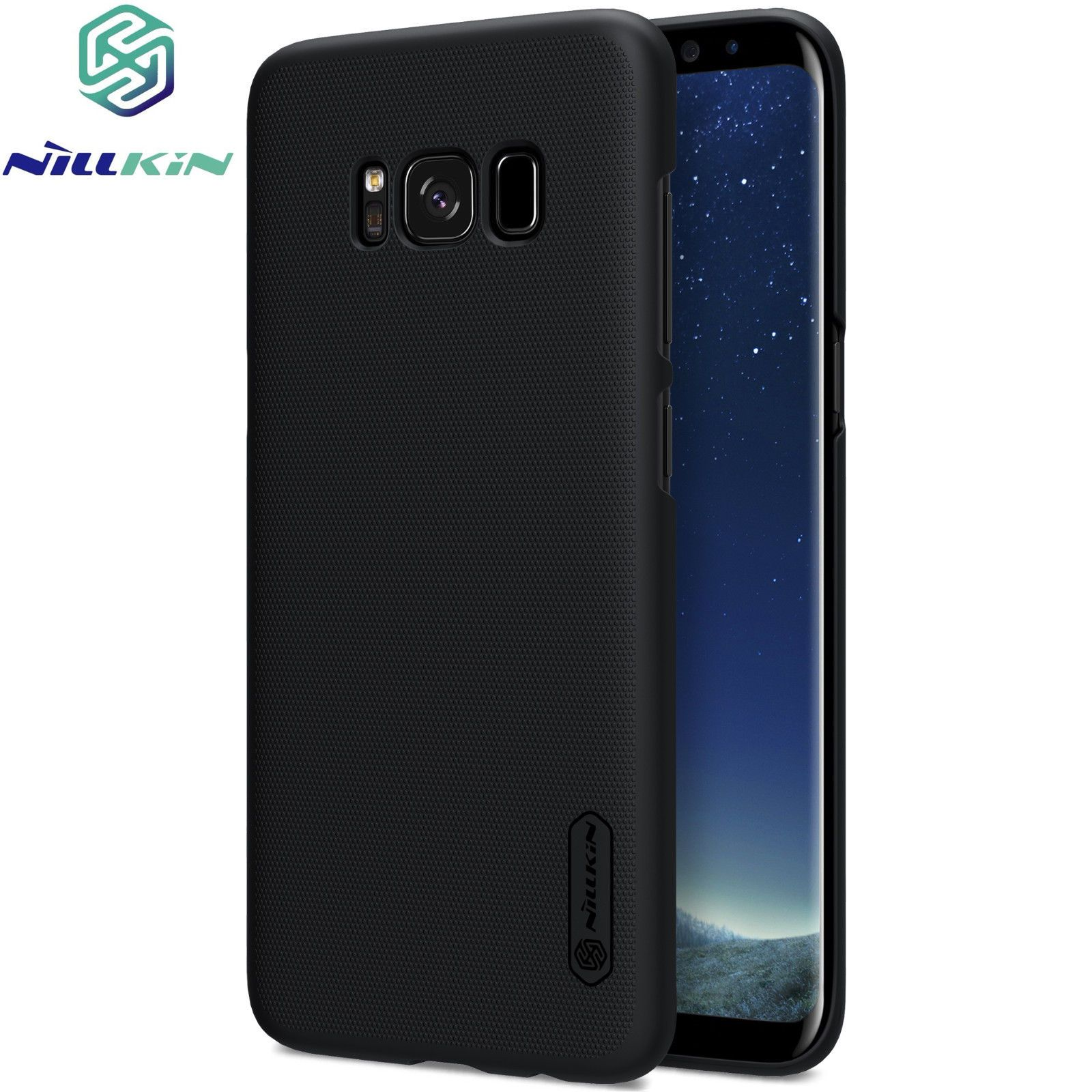 for samsung galaxy s8 plus s8 nillkin hard case shell cover