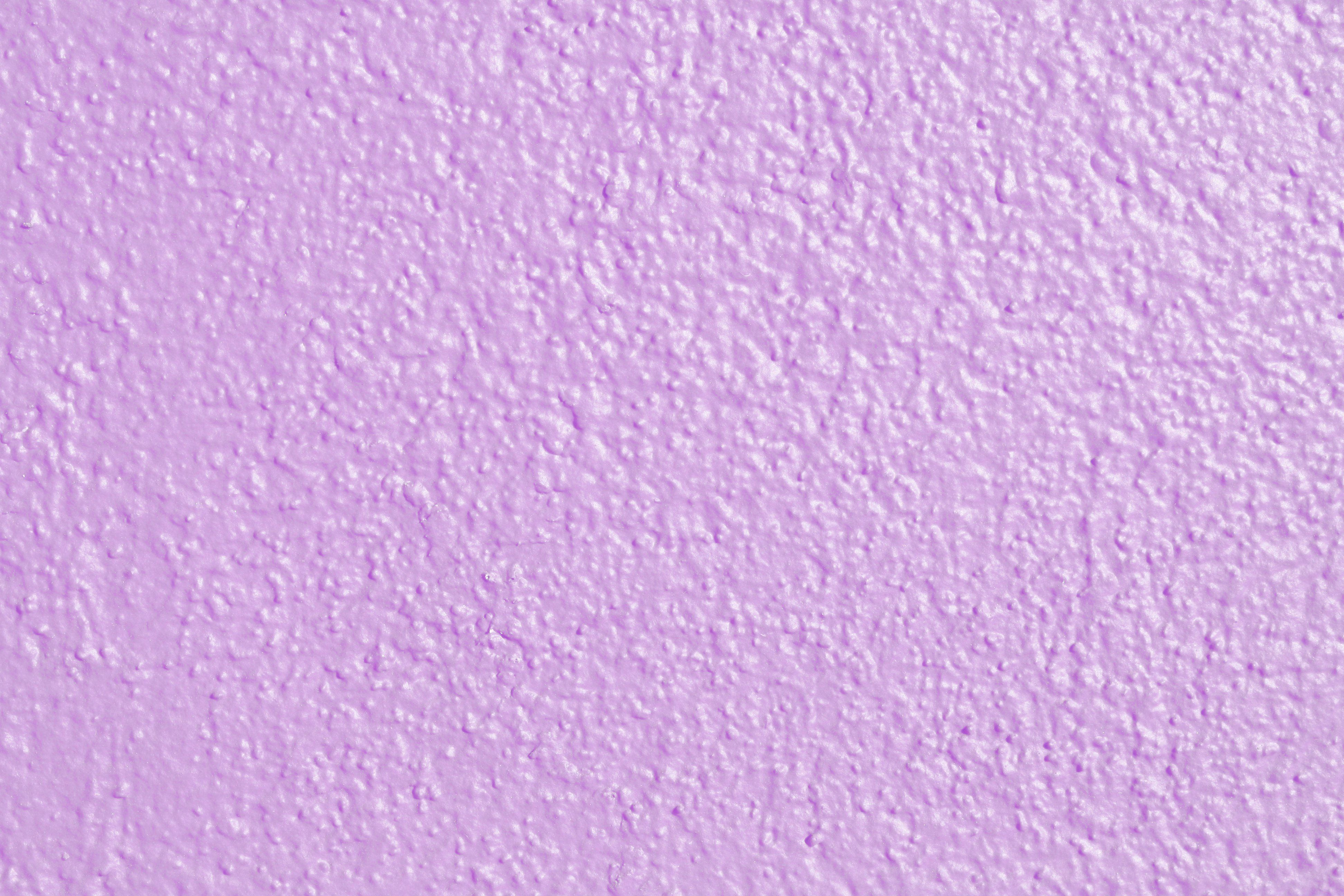 Lavender Light Purple Painted Wall Texture