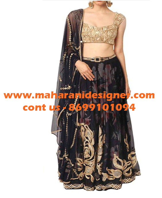 #DesignerlehengaOnline #Partywearcasuallooklehenga #LatestlehengaOnline #StylishPartywearlehengaSale Maharani Designer Boutique  To buy it click on this link :  http://maharanidesigner.com/Anarkali-Dresses-Online/lehenga-online/ Rs- 16000 Fabric-Net Hand work For any more information contact on WhatsApp or call 8699101094 Website www.maharanidesigner.com Maharani Designer Boutique's photo