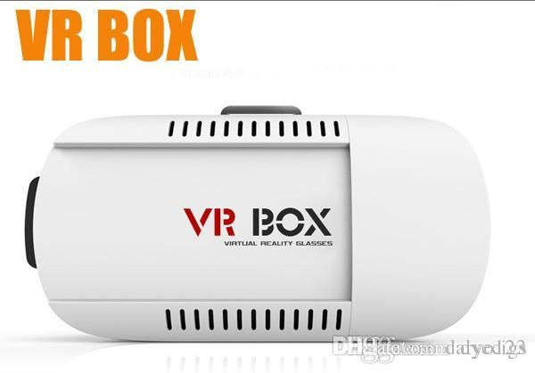Head Mount Plastic VR BOX Version VR Virtual Reality Glasses Rift Google Cardboard 3D Movie for 3.5 - 6.0 Smart Phone Online with $14.91/Piece on Daryo123's Store | DHgate.com