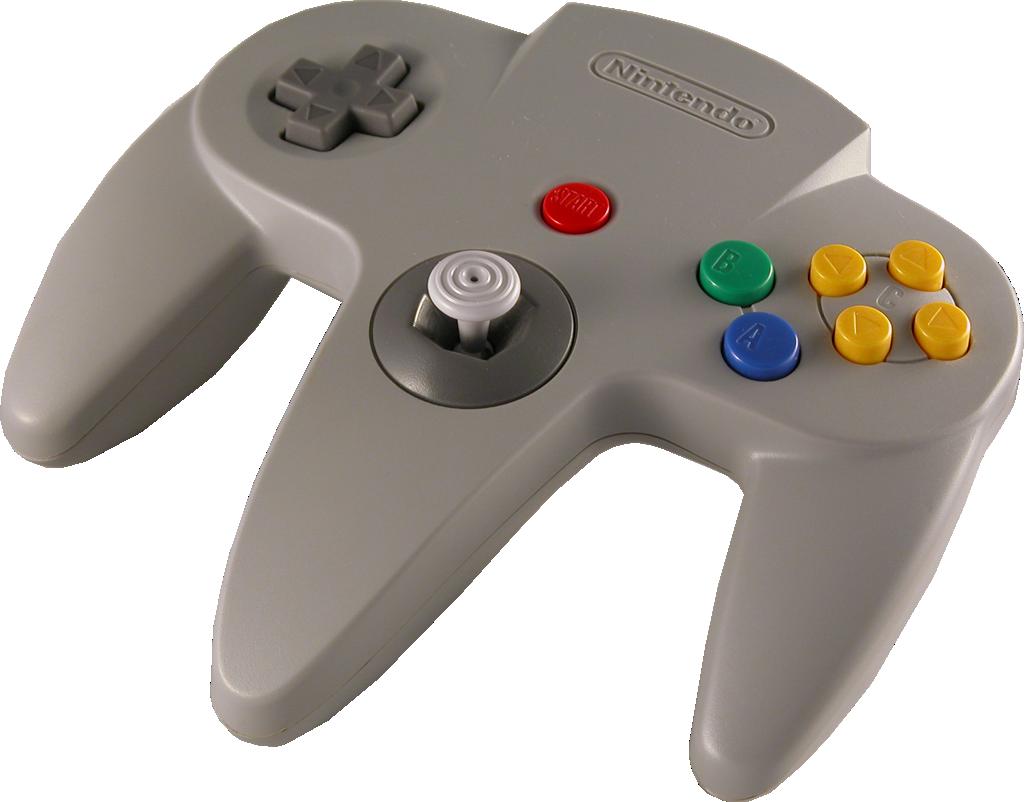 N64 Controller N64 Nintendo N64 Nintendo 64