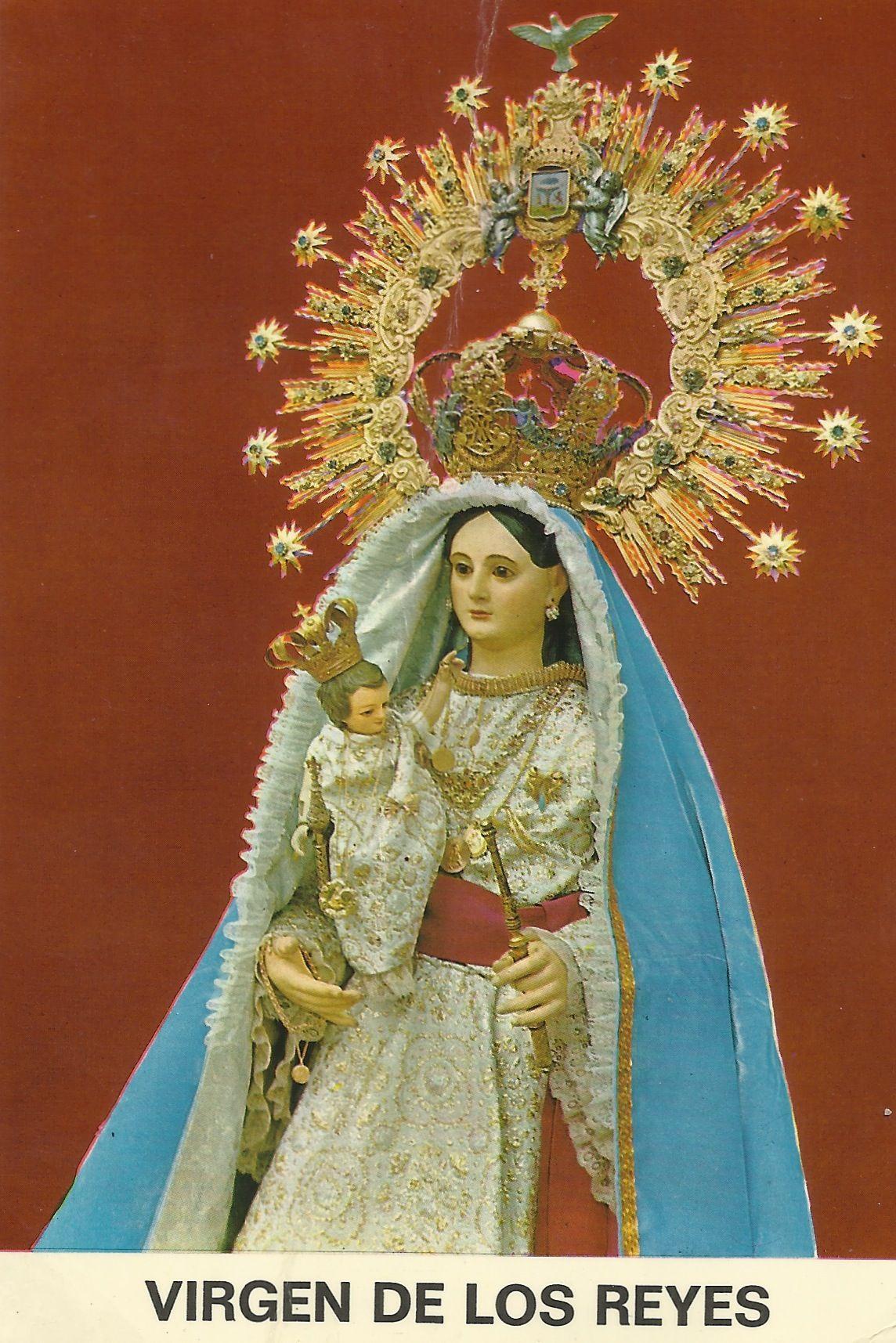 Virgen de los reyes patrona de la isla del hierro for Mudanzas virgen de los reyes