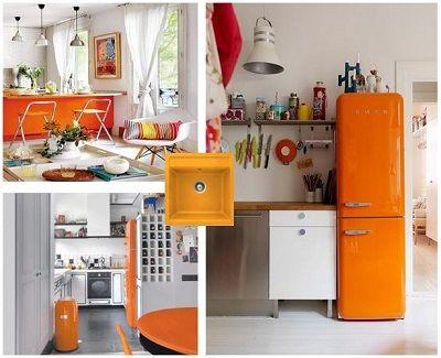 Fregaderos de color en el dise o de la cocina kitchens - Fregaderos de diseno ...