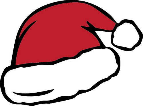 image about Printable Santa Hat named website content - Santa Hat svg The Craft Chop Free of charge SVG Minimize