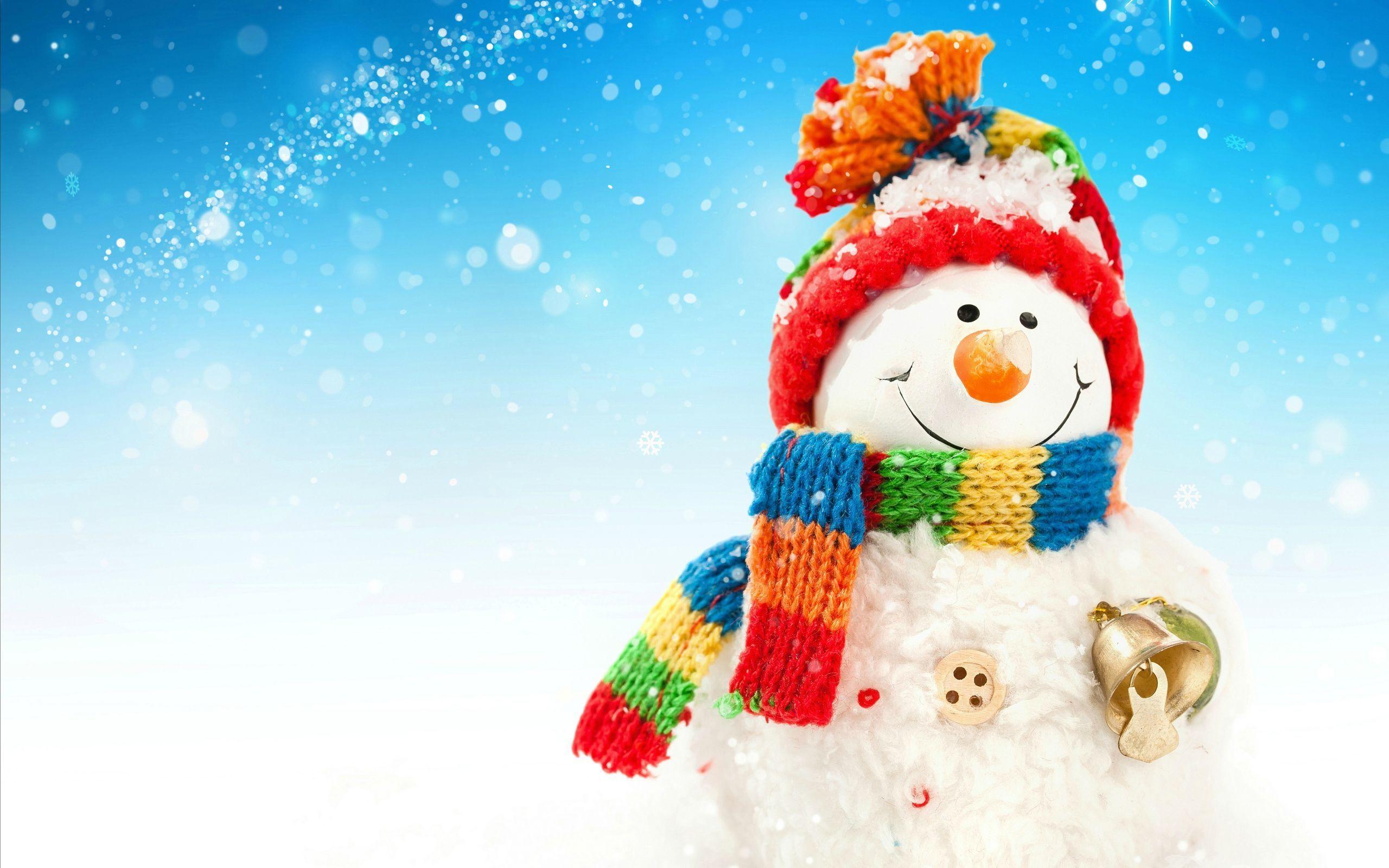 Funny Snowman Wallpaper Wallpaper Free Download