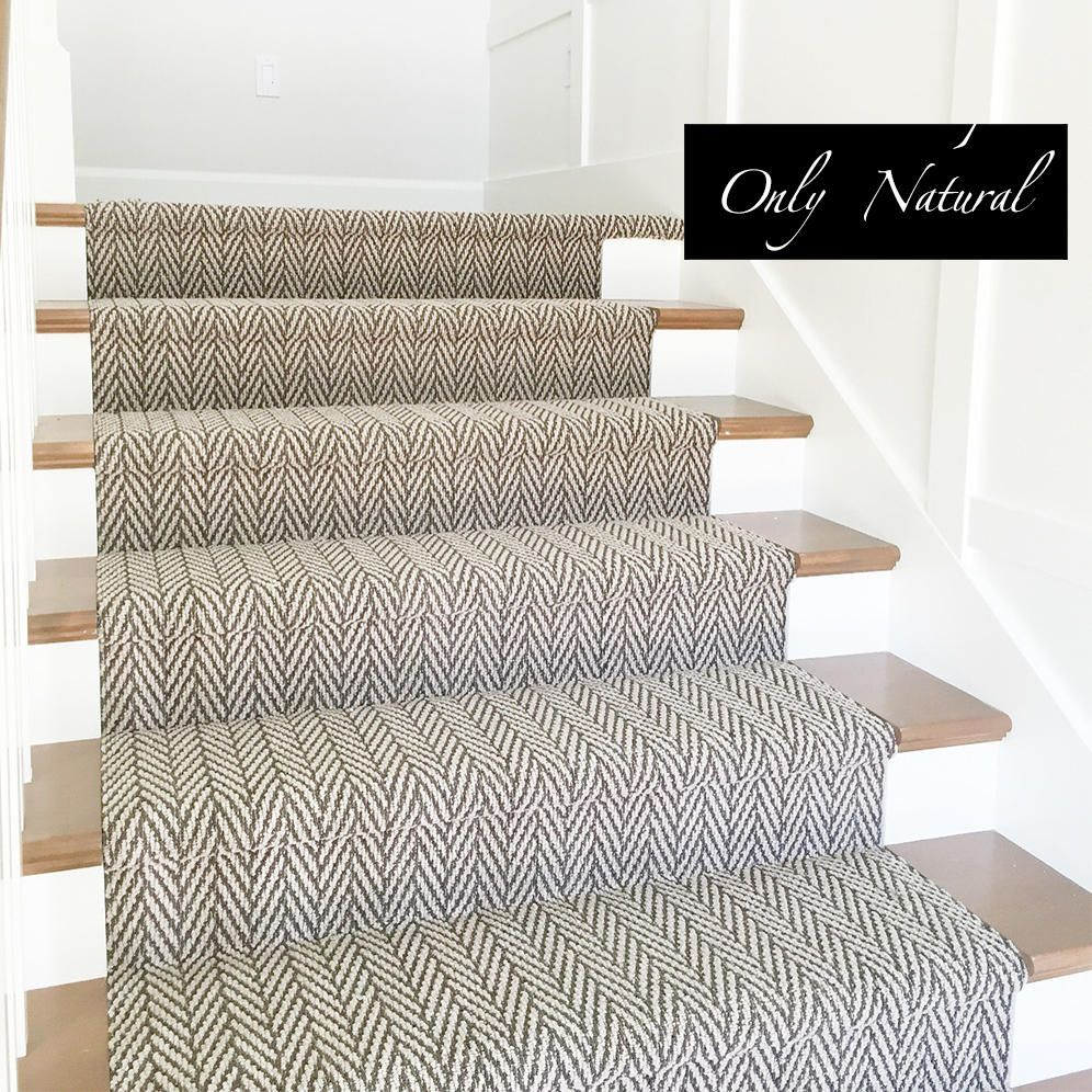 Only Natural Tuftex Stairs Carpet Stairs Farmhouse
