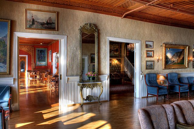 Kvikne's Hotel, Balestrand,Norway