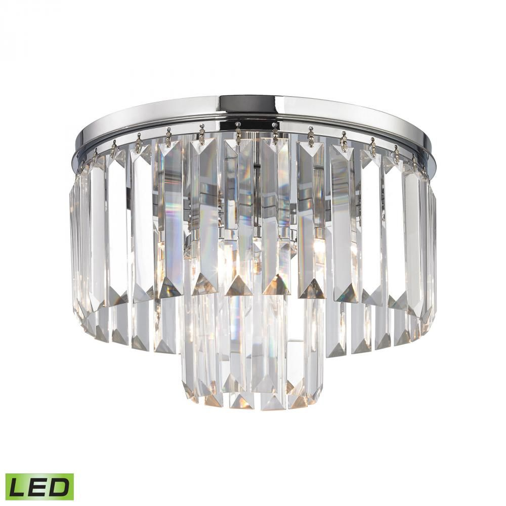 Palacial 1 Light LED Pendant In Polished Chrome  YF53 | Gerrie Lighting Studio  sc 1 th 225 & Palacial 1 Light LED Pendant In Polished Chrome : YF53 | Gerrie ... azcodes.com