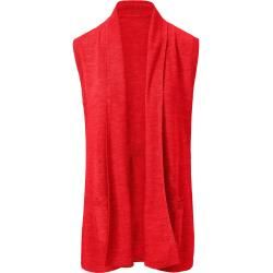 Photo of Knitted vest made of 100% new wool merino Peter Hahn red Peter HahnPeter Hahn