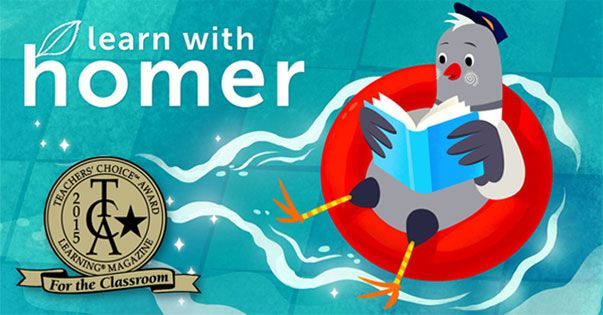 Learn with Homer Free Trial Signup Learning, Homer