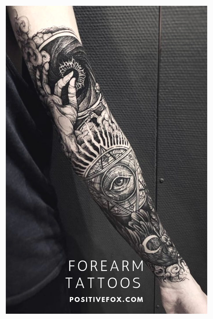 Tribal Tattoo Unterarm: Forearm Tattoos Designs With
