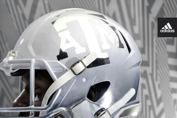 Texas A M Iced Out Helmet Football Helmets College Football Helmets Football Swag