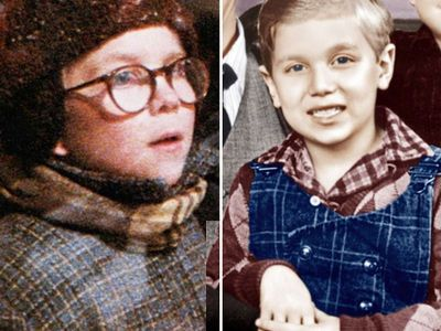 See the Kids of \u0027A Christmas Story\u0027 34 YEARS Later -- Ralphie