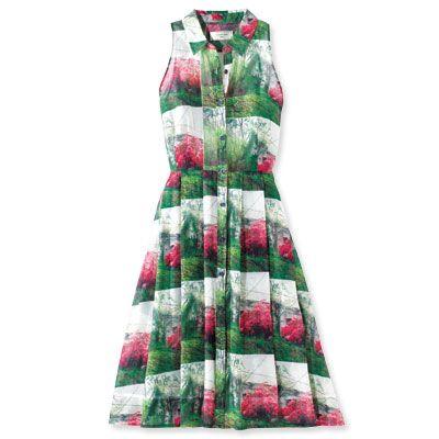 Sarah Ball Cotton Dress