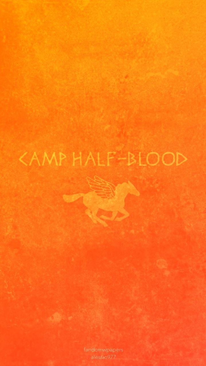 Percy jackson iphone wallpaper tumblr - Camp Half Blood Nothingbutlooove 2 4