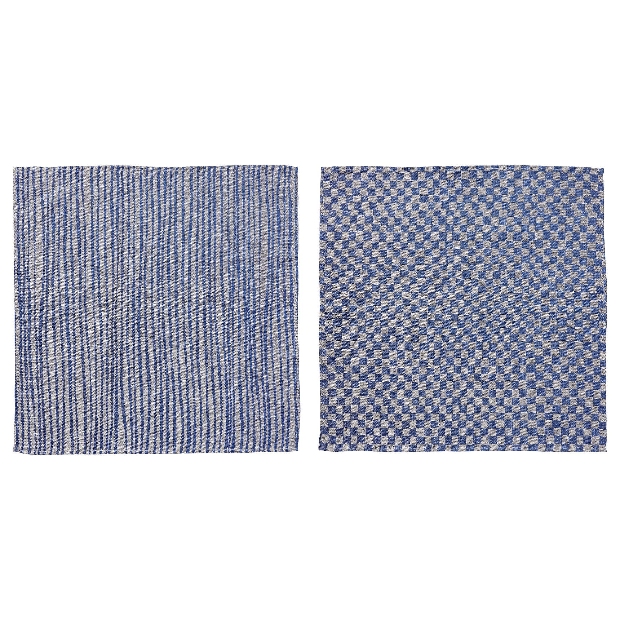 IKEA INDUSTRIELL Blue Dish towel | Things for my Home | Dish ...