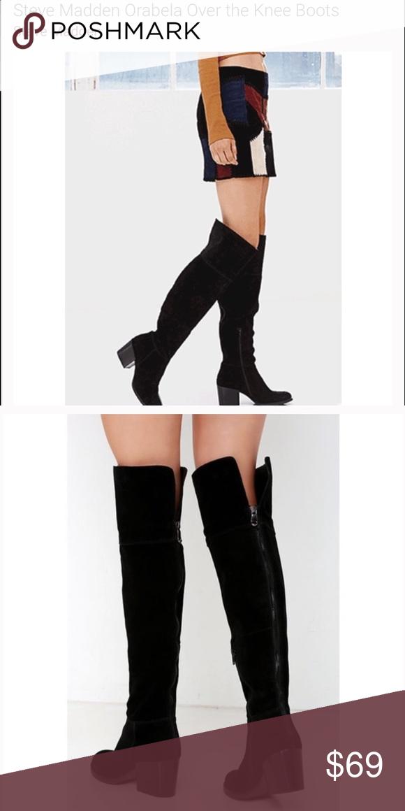 ad6ba6c932c  Orabela  Knee High Boot (Women) Excellent condition