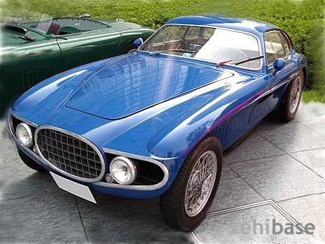 Osca Mt4 Le Mans Vignale Italian Sports Cars Classic Cars